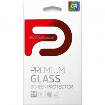 Изображение Защитное стекло Armorstandart Pro для Xiaomi Redmi Note 8 Black (ARM55782-GPR-BK)