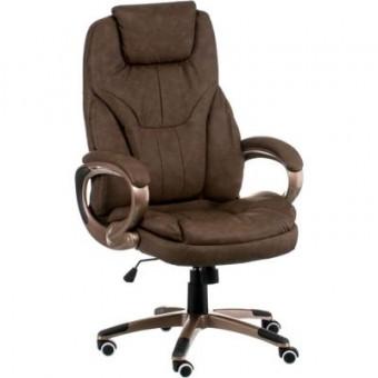 Зображення Офісне крісло Special4You Bayron brown (E0420)