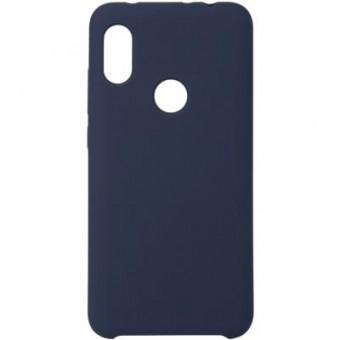 Изображение Чехол для телефона Armorstandart Silicone Case 3D Series Xiaomi Redmi Note 6 Pro Midnight Blu (ARM54200)