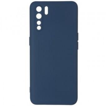 Изображение Чехол для телефона Armorstandart ICON Case OPPO A91 Dark Blue (ARM57159)