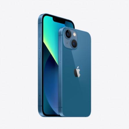 Зображення Смартфон Apple iPhone 13 mini 256GB Blue (MLK93) - зображення 3