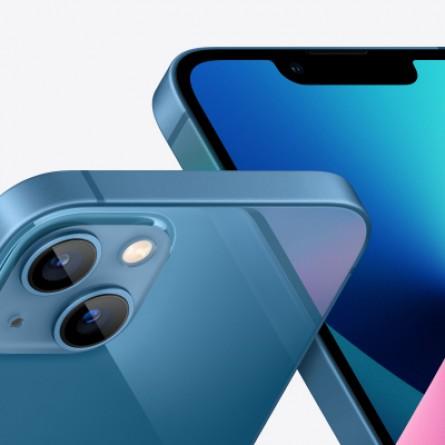 Зображення Смартфон Apple iPhone 13 mini 256GB Blue (MLK93) - зображення 5