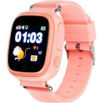 Изображение Smart часы Gelius Pro GP-PK003 Pink Детские умные часы с GPS трекеро