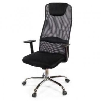 Изображение Офисное кресло АКЛАС Асигару CH TILT Черное (20594)
