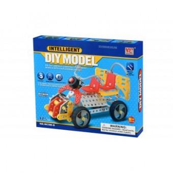 Изображение Конструктор Same Toy Конструктор  Inteligent DIY Model 175 эл. (WC98DUt)