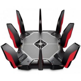 Изображение Маршрутизатор TP-Link ARCHER AX11000, 8xGE LAN, 1xGE WAN, USB 3.0, USB-C, WI-Fi 6, (ARCHER-AX11000)
