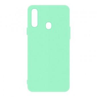 Изображение Чехол для телефона BeCover Matte Slim TPU для Samsung Galaxy A20s 2019 SM-A207 Green (704394)