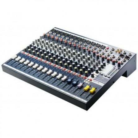 Зображення Акустична система Soundcraft EFX12 - зображення 3