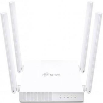Зображення Маршрутизатор TP-Link ARCHER C24 AC750 4xFE LAN, 1xFE WAN (ARCHER-C24)