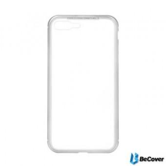 Зображення Чохол для телефона BeCover Magnetite Hardware iPhone 7 Plus/8 Plus White (702940)
