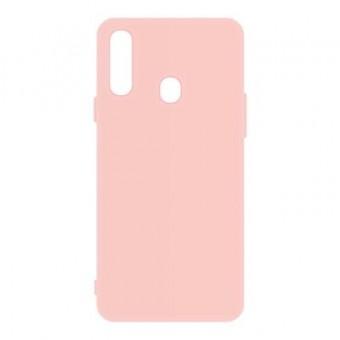 Изображение Чехол для телефона BeCover Matte Slim TPU для Samsung Galaxy A20s 2019 SM-A207 Pink (704395)