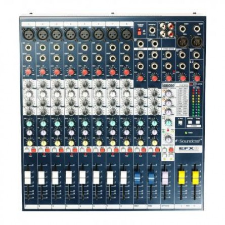 Зображення Акустична система Soundcraft EFX8 - зображення 1