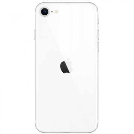 Зображення Смартфон Apple iPhone SE (2020) 64 Gb White - зображення 3