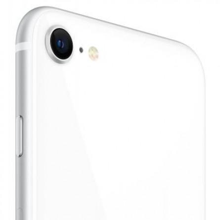 Зображення Смартфон Apple iPhone SE (2020) 64 Gb White - зображення 4