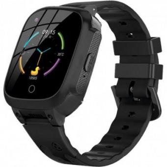 Изображение Smart часы Gelius Pro Care (PK004) LTE/VoLTE/Temperature Black kids watch GPS (Pro Care (PK004) (Temperatu