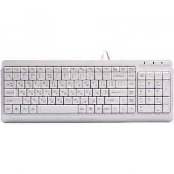 Изображение Клавиатура A4Tech FK15 White
