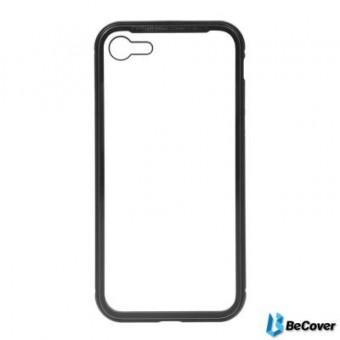 Зображення Чохол для телефона BeCover Magnetite Hardware iPhone 7/8 Black (702689)