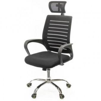 Зображення Офісне крісло АКЛАС Фиджи NEW CH TILT Черное (20785)