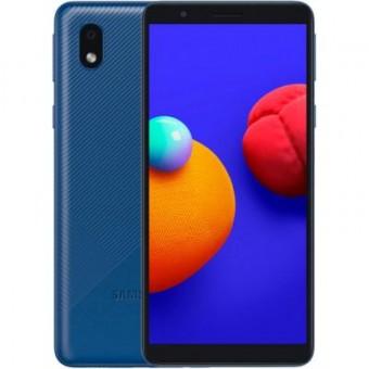 Зображення Смартфон Samsung SM-A013FZ (A01 Core 1/16Gb) Blue