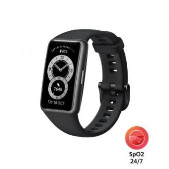 Зображення Smart годинник Huawei Band 6 Graphite Black (55026629)