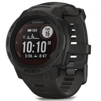 Зображення Smart годинник  Instinct Solar, Graphite (010-02293-00)