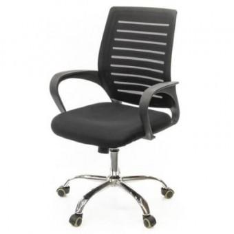 Изображение Офисное кресло АКЛАС Фиджи NEW CH TILT Черное (00054)