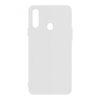 Изображение Чехол для телефона BeCover Matte Slim TPU для Samsung Galaxy A20s 2019 SM-A207 White (704397)