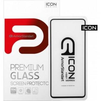 Зображення Захисне скло Armorstandart Icon Xiaomi Pocophone F2 Pro Black (ARM56245-GIC-BK)