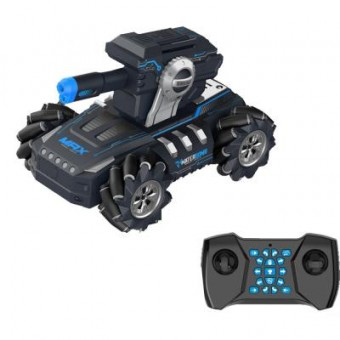 Изображение Радиоуправляемая игрушка ZIPP Toys  Танк SwiftRecon, голубой (RQ2075 blue)