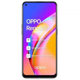 Зображення Смартфон Oppo Reno 5 Lite 8/128GB Black (OFCPH2205_BLACK)