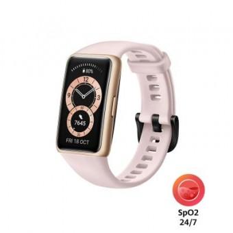 Зображення Smart годинник Huawei Band 6 Sakura Pink (55026632)