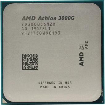 Зображення Процесор AMD Athlon ™ 3000G (YD3000C6M2OFB)