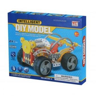 Изображение Конструктор Same Toy Конструктор  Inteligent DIY Model 243 эл. (WC98AUt)