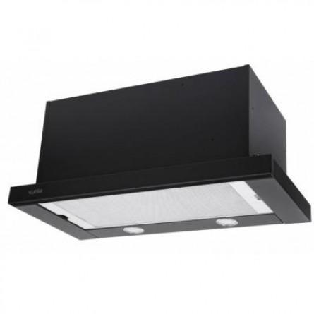 Зображення Витяжки Ventolux Garda 60 BK 1100 SMD LED - зображення 2