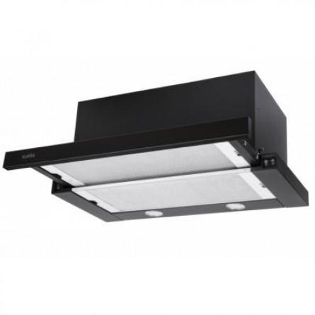 Зображення Витяжки Ventolux Garda 60 BK 1100 SMD LED - зображення 3