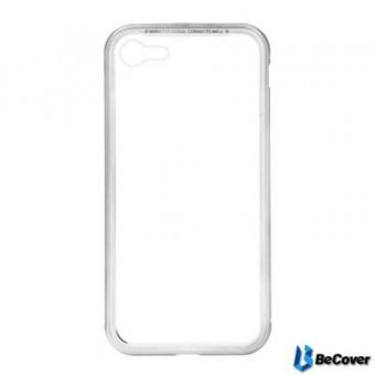 Зображення Чохол для телефона BeCover Magnetite Hardware iPhone 7/8 White (702939)