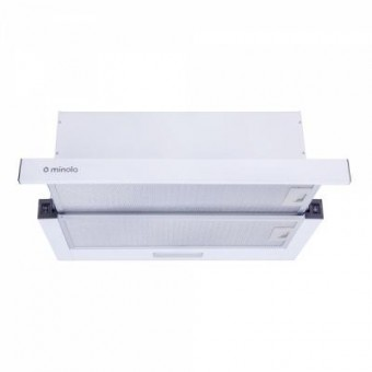 Зображення Витяжки Minola HTL 6914 WH 1300 LED
