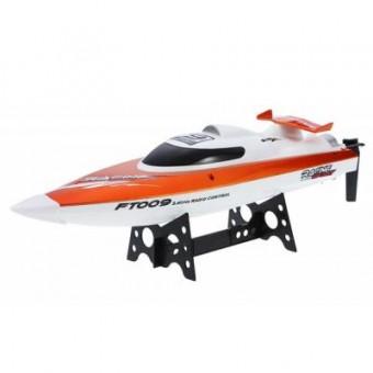 Изображение Радиоуправляемая игрушка Fei Lun Катер High Speed Boat з водяним охолодженням Orange (FL-FT009o)