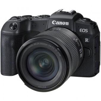 Зображення Цифрова фотокамера Canon EOS RP   RF 24-105 f/4.0-7.1 IS STM (3380C154)