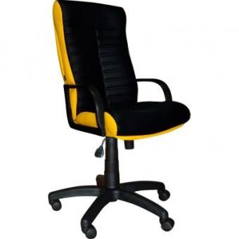 Зображення Офісне крісло ПРИМТЕКС ПЛЮС Orbita Lux combi D-5/S-98 (Orbita Lux combi D-5/H-2240) (Orbita Lux combi D-5/S-98)