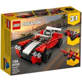 Зображення Конструктор Lego  Creator Спортивный автомобиль 134 детали (31100)