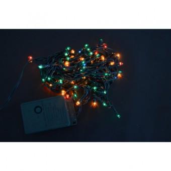 Изображение Гирлянда YES! Fun 100 микроламп многоцветная 5 м. (801065)