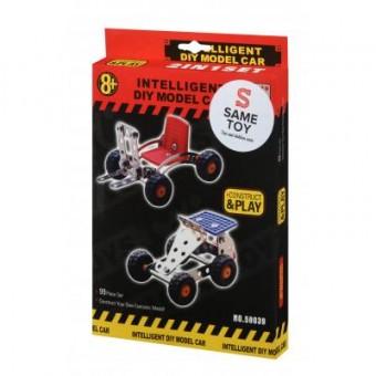 Изображение Конструктор Same Toy Конструктор  Inteligent DIY Model Car 2 модели (58039Ut)