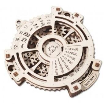 Зображення Конструктор Ugears Конструктор  механический навигатор дат (70036)