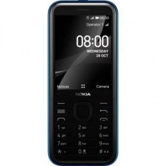 Изображение Смартфон Nokia 8000 DS 4G Blue