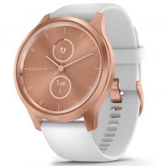 Изображение Smart часы  vivomove Style, S/E EU, Rose Gold, White, Silicone (010-02240-20)