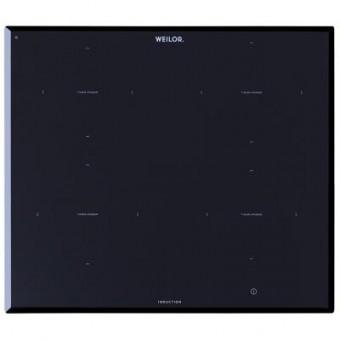 Зображення Варильна поверхня WEILOR WIS 644 BLACK