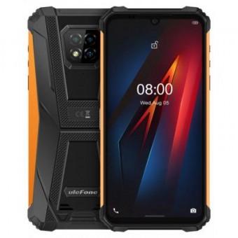 Зображення Смартфон Ulefone Armor 8 4/64Gb Orange (6937748733768)