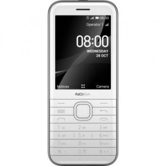 Изображение Смартфон Nokia 8000 DS 4G White