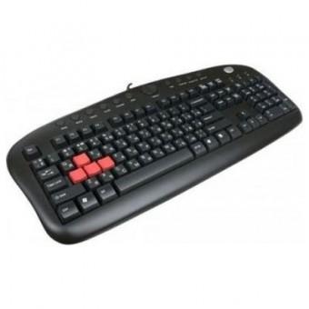 Изображение Клавиатура A4Tech KB-28G USB Black (KB-28G-USB)
